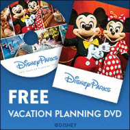 Disney Vacations Planning DVD