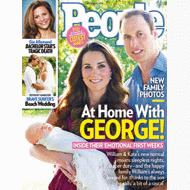 PEOPLE® Magazine 13-Issue Subscription