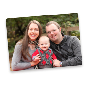 2x3 Photo Magnet from Shutterfly