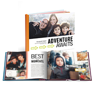 8x11 Photo Book from Shutterfly