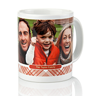 11 oz. Ceramic Photo Mug from Shutterfly