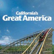 One (1) Single Day Ticket to California's Great America