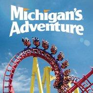 One (1) Single Day Ticket to Michigan's Adventure