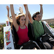 2016 Six Flags® One Day General Admission Ticket