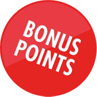 10,000 MCR Bonus Points Sweepstakes