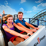 2 One-Day Tickets to Six Flags® Sweepstakes