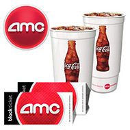 Two AMC Tickets & Two Drinks