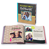 8x8 Photo Book from Shutterfly