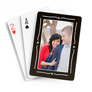 Deck of Playing Cards from Shutterfly