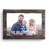 10x14 Canvas Print from Shutterfly