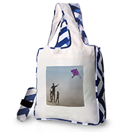 Reusable Shopping Bag from Shutterfly