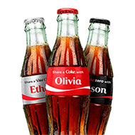 $1 Off Custom ShareaCoke.com Bottles