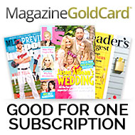 Magazine Subscription - 100+ Choices
