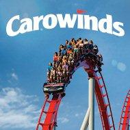 One (1) Single Day Ticket to Carowinds