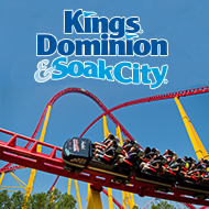 Kings Dominion is the ultimate fall destination. By day, The Great Pumpkin Fest is all treats and no tricks, featuring Halloween fun for the entire family.