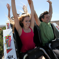 2017 Six Flags® One Day General Admission Ticket